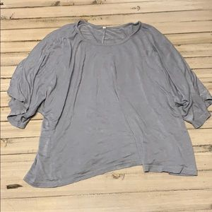 Loose fitted shirt